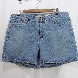 Levi's 515 shorts size 16
